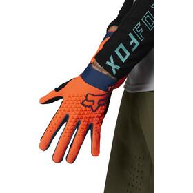 Fox Defend Gloves Youth, oranje